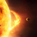 عاصفة شمسية قادمة إلينا بسرعة 1.3 مليون كيلومتر في الساعة!