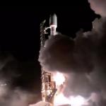 شركة سبيس إكس تطلق إلى الفضاء القمر الصناعي SXM-8