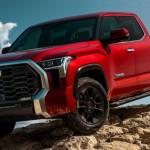 تويوتا تزيح الستار رسميا عن نسخة 2022 من شاحنة توندرا